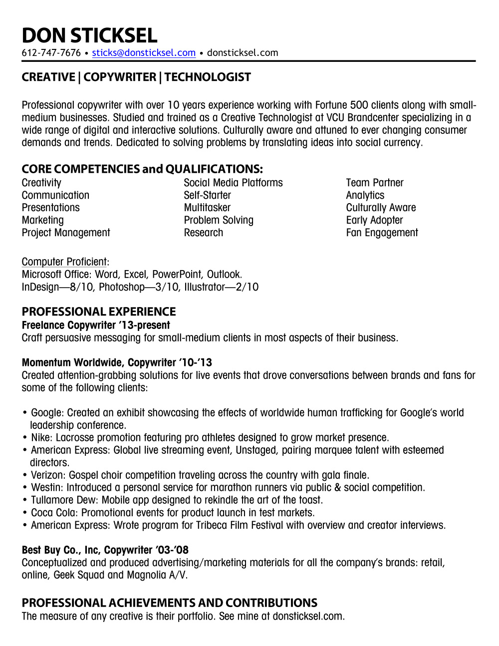 100 resume attention grabber sales cover letter
